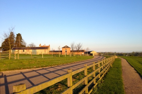 The Manor Farm itself. © Gyorgy Szimuly